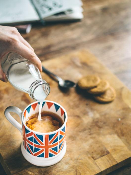 curiosidades sobre o reino unido - chá