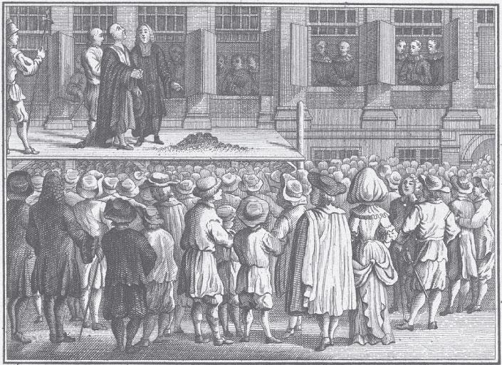 curiosidades sobre o reino unido - execução em praça pública