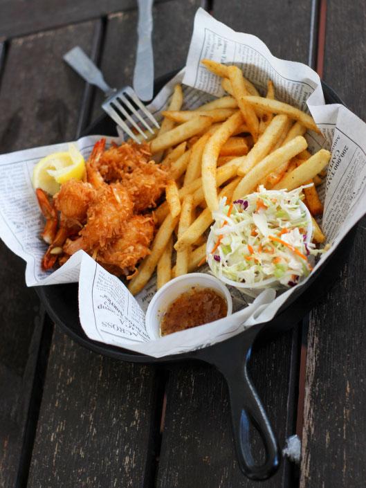 curiosidades sobre o reino unido - fish & chips