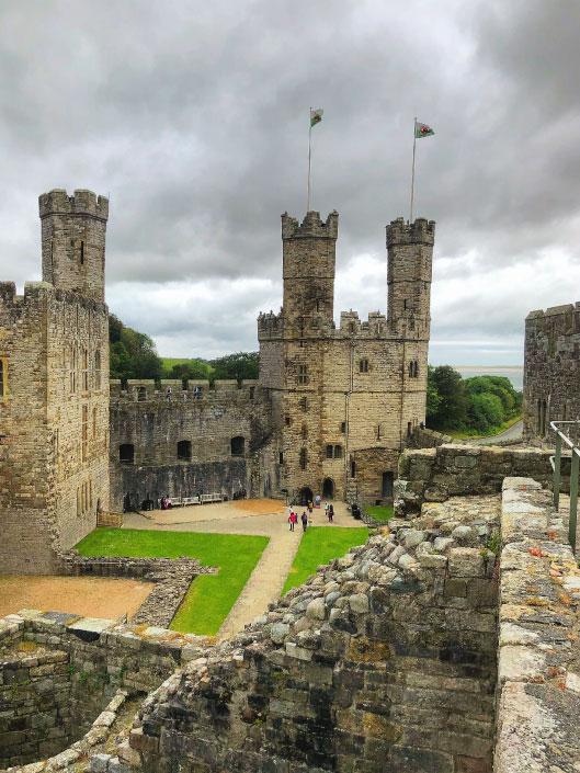 curiosidades sobre o reino unido - País de Gales
