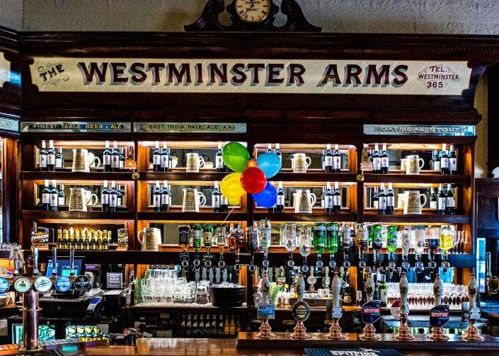 curiosidades sobre o reino unido - pub