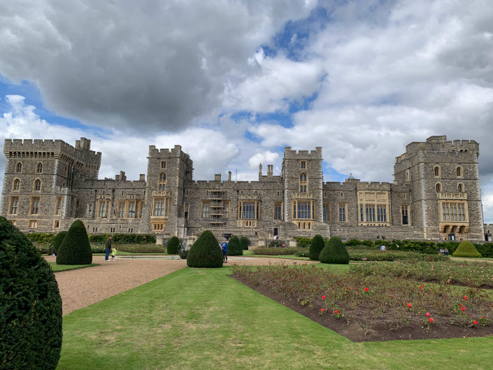 curiosidades sobre o reino unido - castelo de windsor
