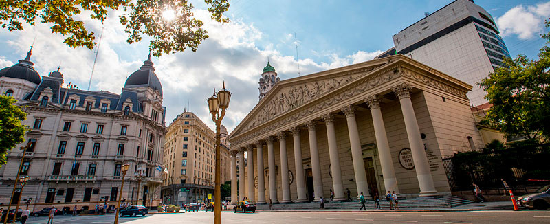 lugares mais bonitos de buenos aires - catedral metropolitana
