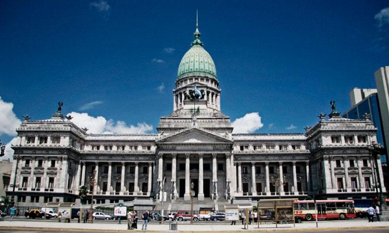 lugares mais bonitos de buenos aires - congreso de la Nación