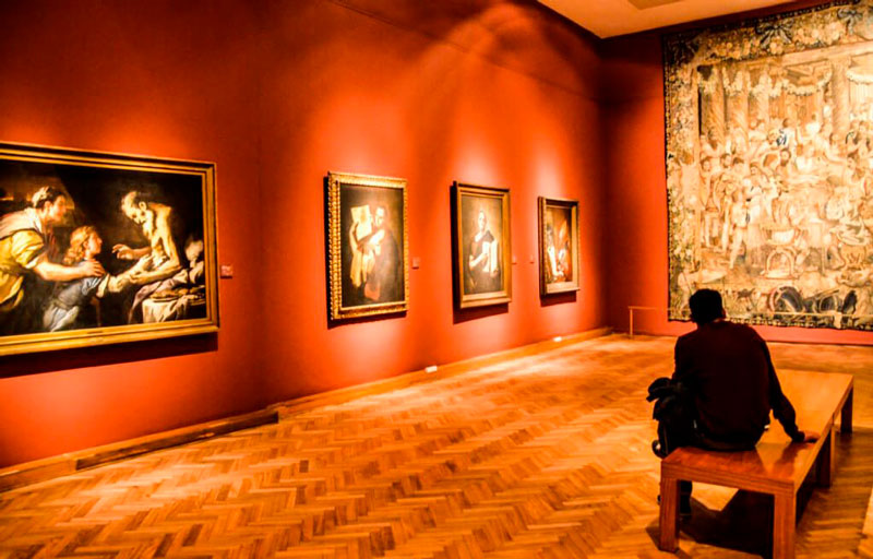 lugares mais bonitos de buenos aires - museu nacional de belas artes