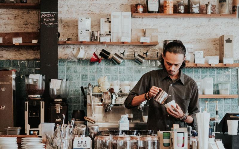 quanto custa um intercâmbio - barista