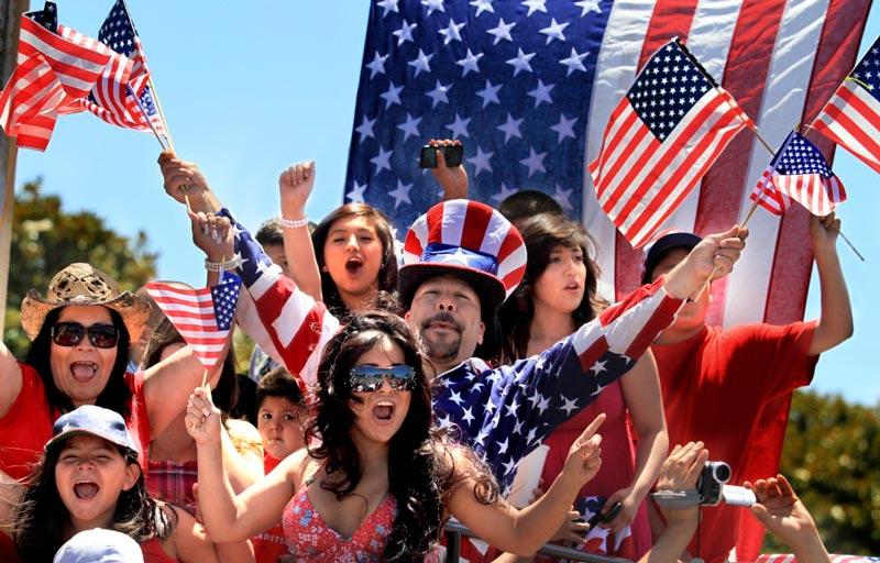 Cultura dos Estados Unidos - patriotismo