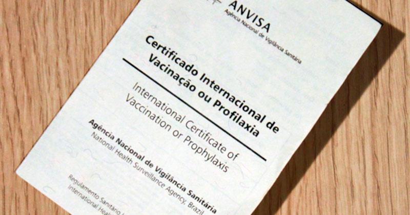 Como Emitir O Certificado Internacional De Vacinacao On Line Egali Intercambio