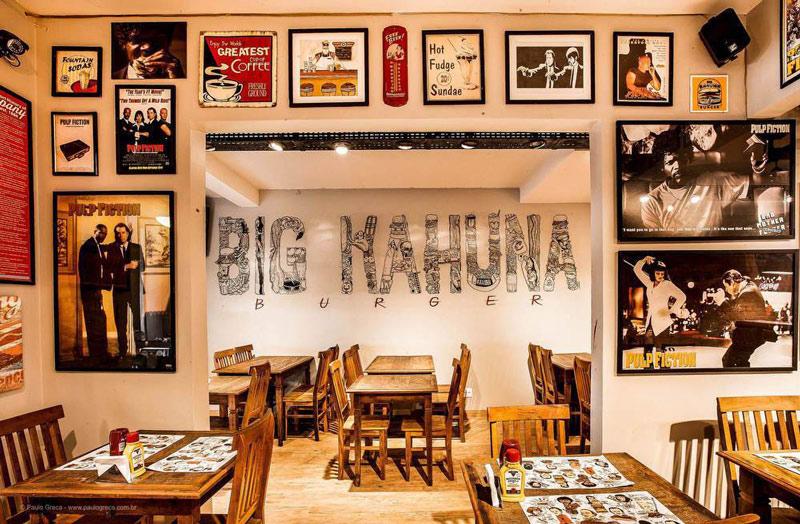 restaurantes temáticos - Big Kahuna