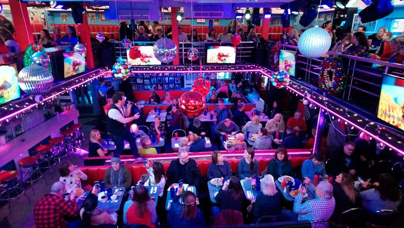 restaurantes temáticos - Ellen's Stardust