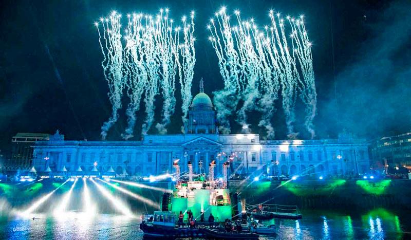 Feriados na Irlanda - Ano Novo