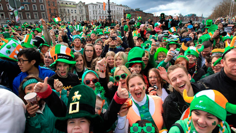 Feriados na Irlanda - St. Patrick's Day