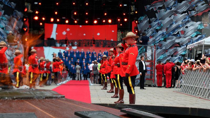 Canada Day - Como surgiu