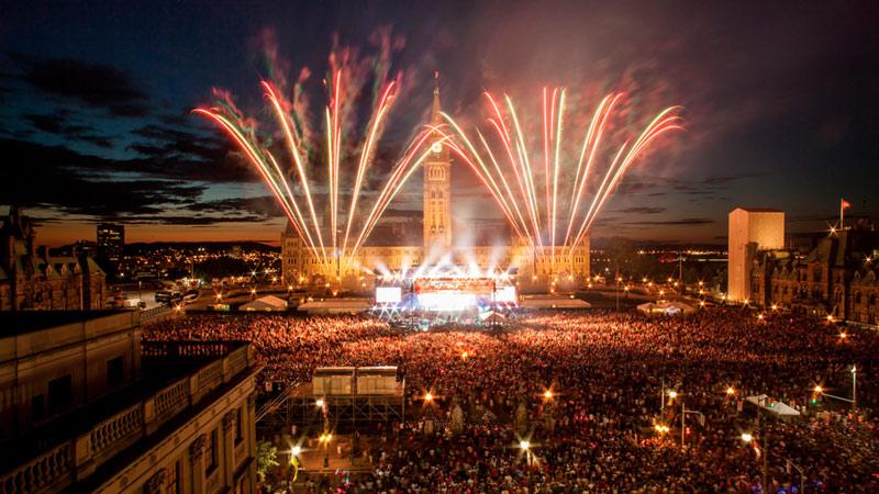 Canada Day - Ottawa