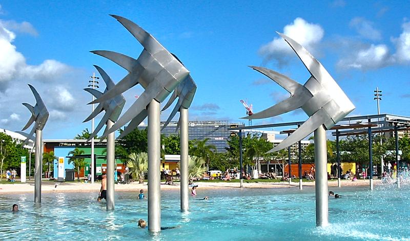 estudar e trabalhar na austrália - Cairns