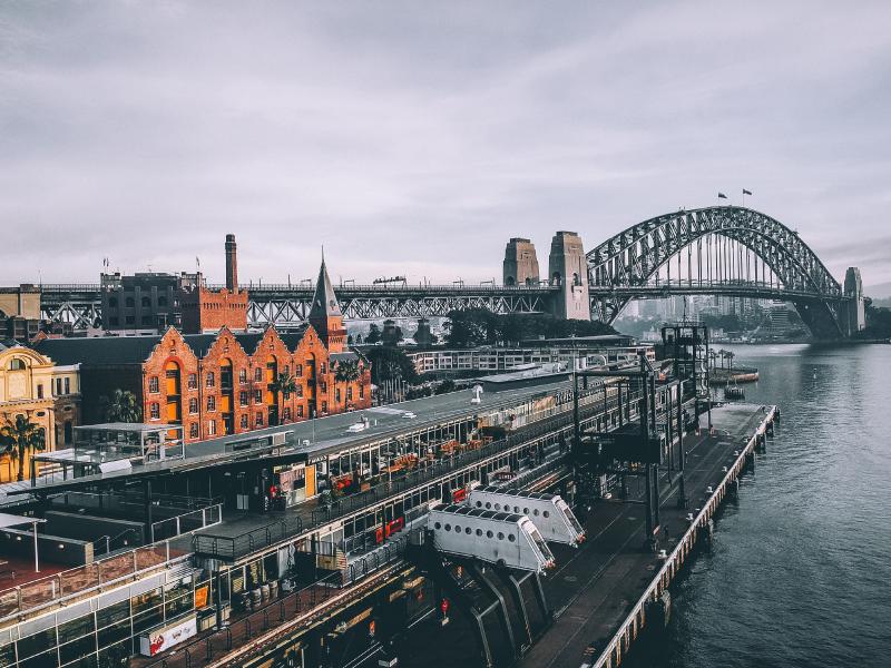 estudar e trabalhar na austrália - Sydney