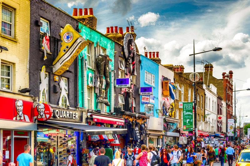 Hawley Wharf - Camden Town