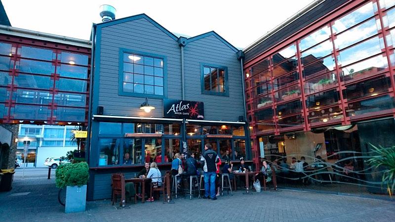 Queenstown é um lugar imperdível - Atlas Beer Coffee