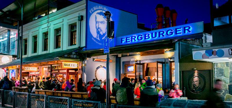 Queenstown é um lugar imperdível - Fergburger