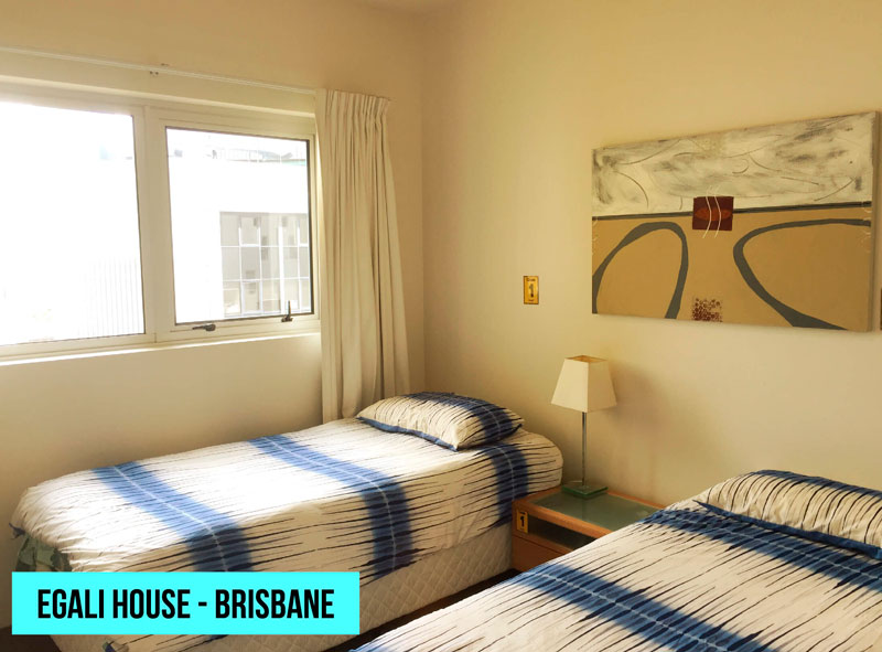 morar em Brisbane - Egali House Brisbane