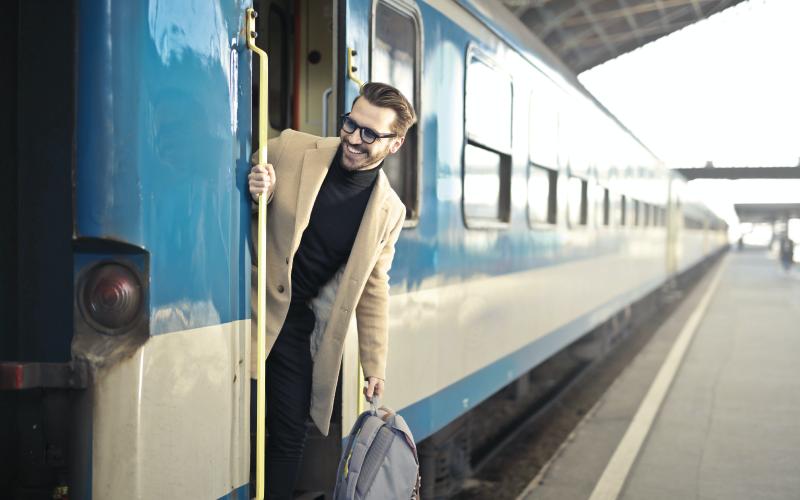 resoluções de ano novo para viajantes - transportes