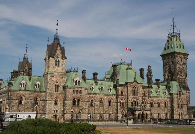 viagens saindo de Toronto - parlamento Ottawa