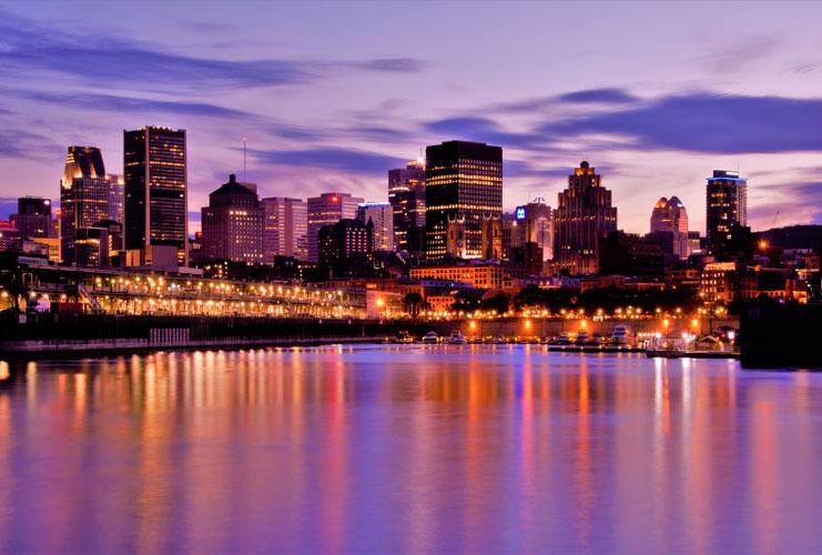 intercâmbio em Montreal - cidade