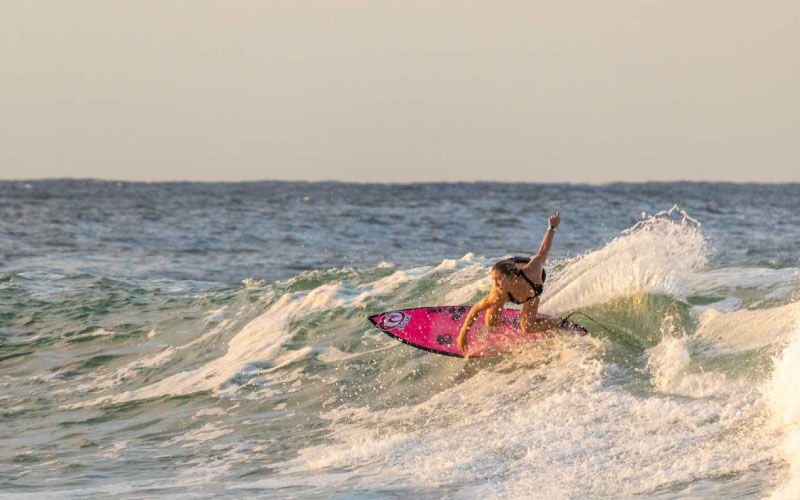 praias australianas para visitar virtualmente - Snappers Rocks