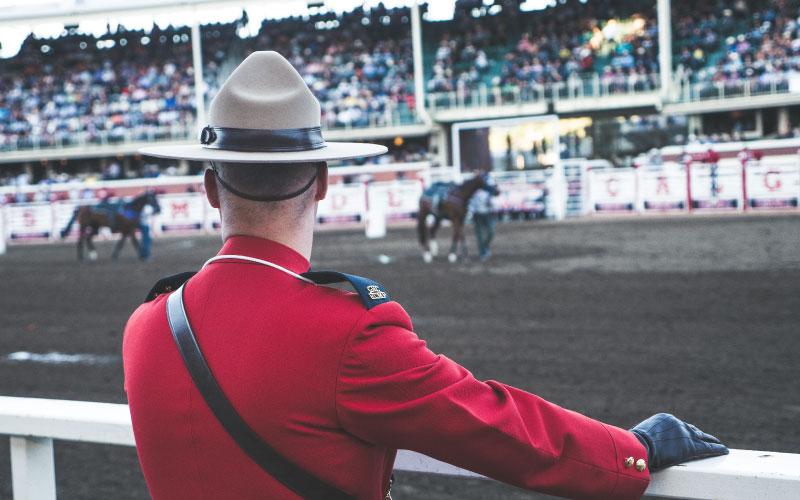 intercâmbio em Calgary - Calgary Stampede