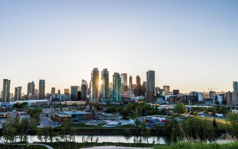 intercâmbio em Calgary - melhor cidade da América do Norte