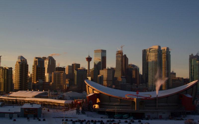 intercâmbio em Calgary - parque olímpico
