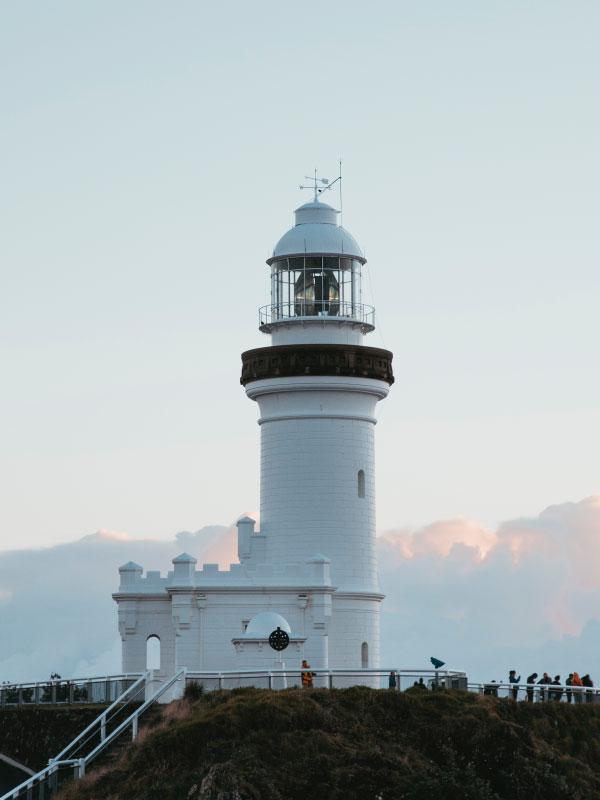 Intercâmbio em Sydney - Byron Bay