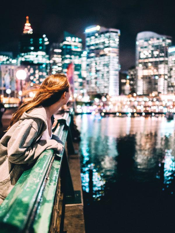 Intercâmbio em Sydney - vida noturna