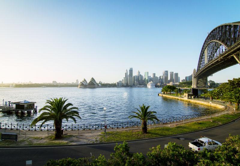 Intercâmbio em Sydney - pontos turísticos