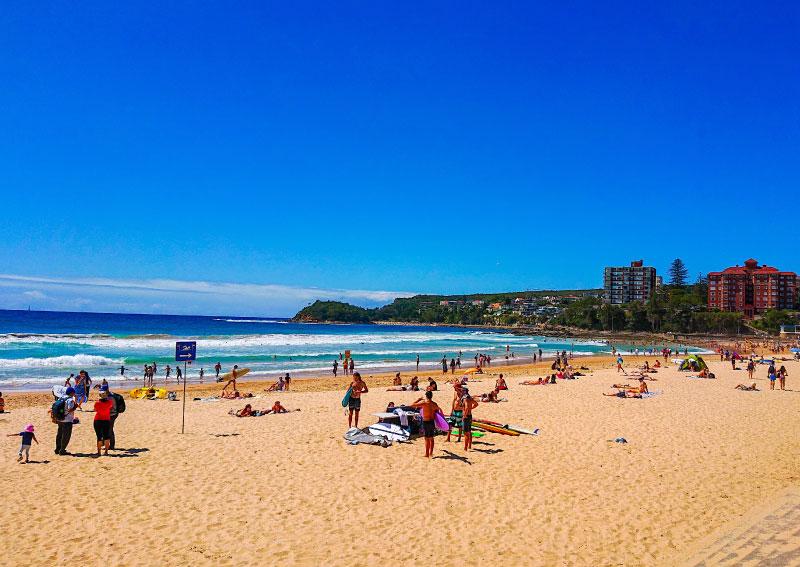 Intercâmbio em Sydney - clima