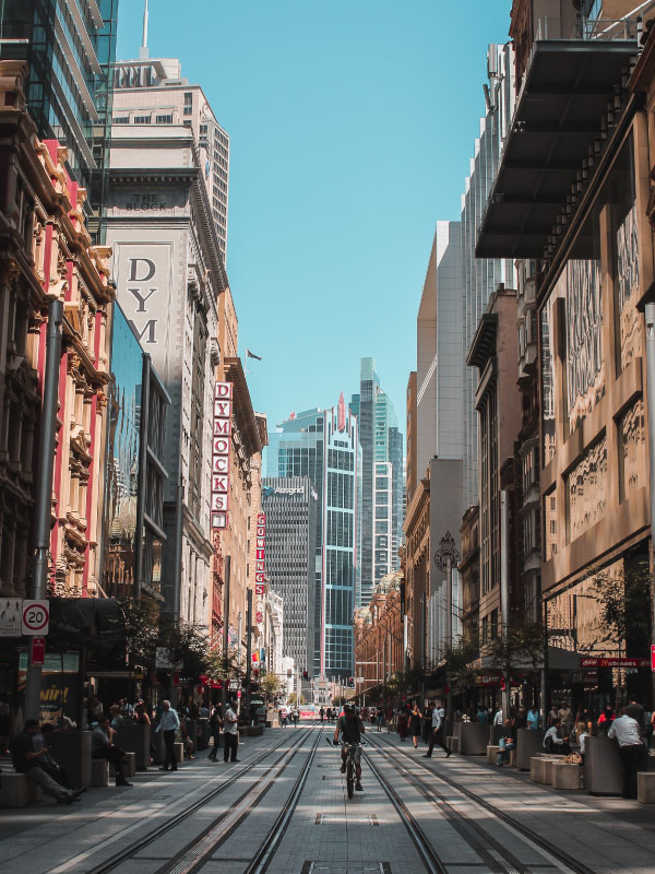Intercâmbio em Sydney - custo de vida