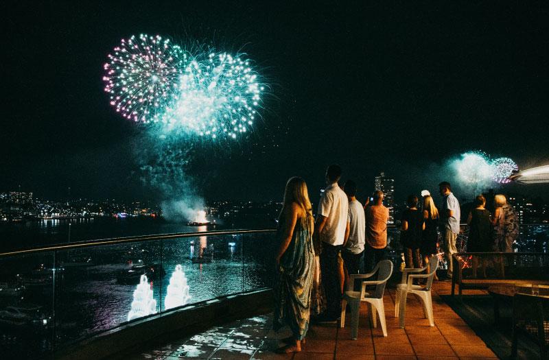 Intercâmbio em Sydney - Night Life