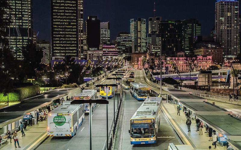 Intercâmbio em Brisbane - infraestrutura